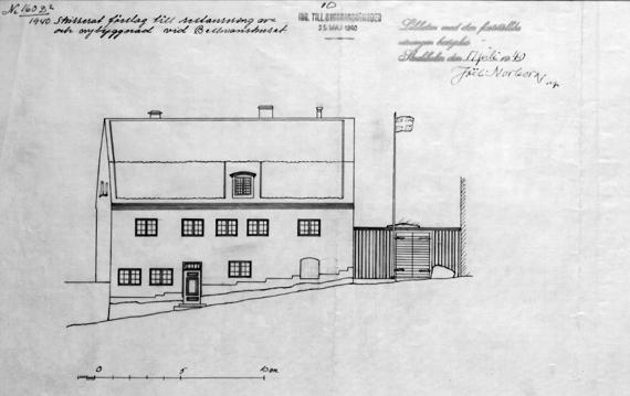 PB_Moderlogen_HH_19400000_Bellmanhuset_fasadritning_SSA
